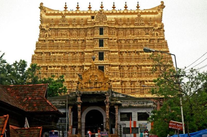 Let SC Decide if Padmanabhaswamy Temple Treasure can be Used for Flood Relief: Kerala Prince