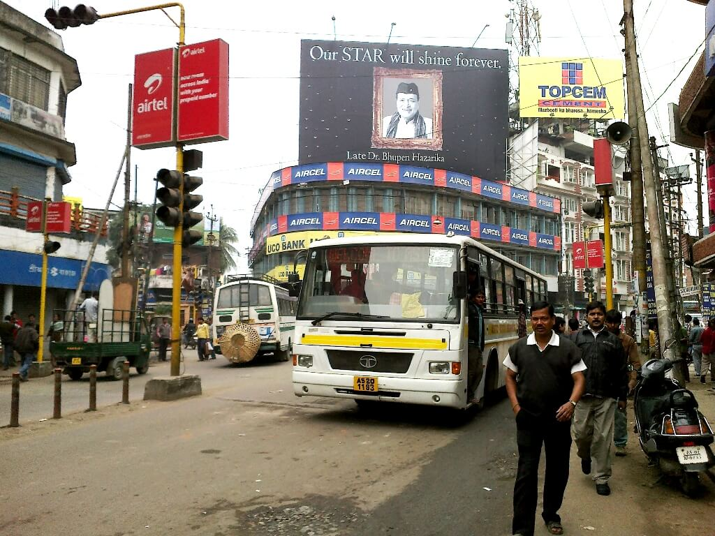 Paltan Bazar Yet To See the Light of Swacchta