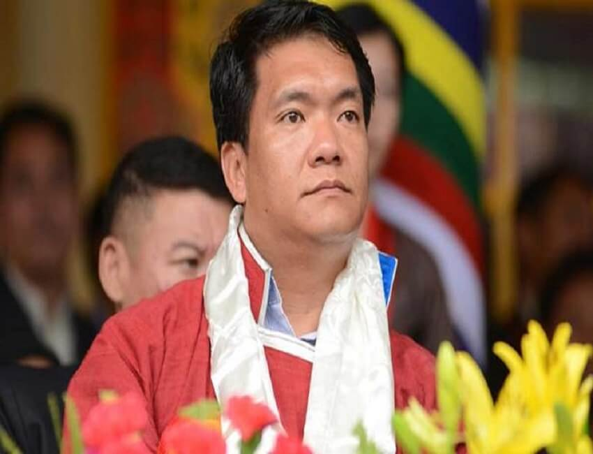 Peace pre-requisite for economic growth: Arunachal CM Pema Khandu