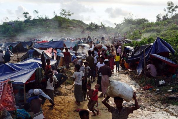 Rohingyas' involvement in crimes causes concern