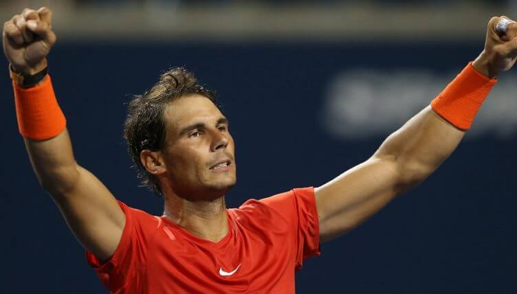 Rafael Nadal stopped At checkpoint by security