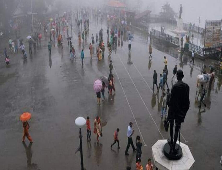 Orange Alert for parts of NE India likely to experience rainfall, strong winds between April-8-9
