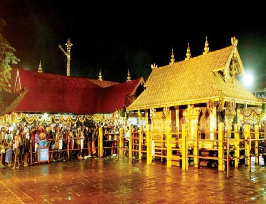Sabarimala temple remains closed for pilgrims