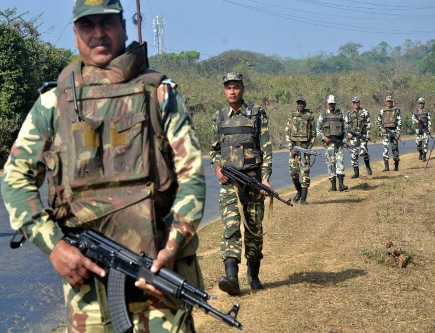 Security Arrangements Beefed Up in Shillong