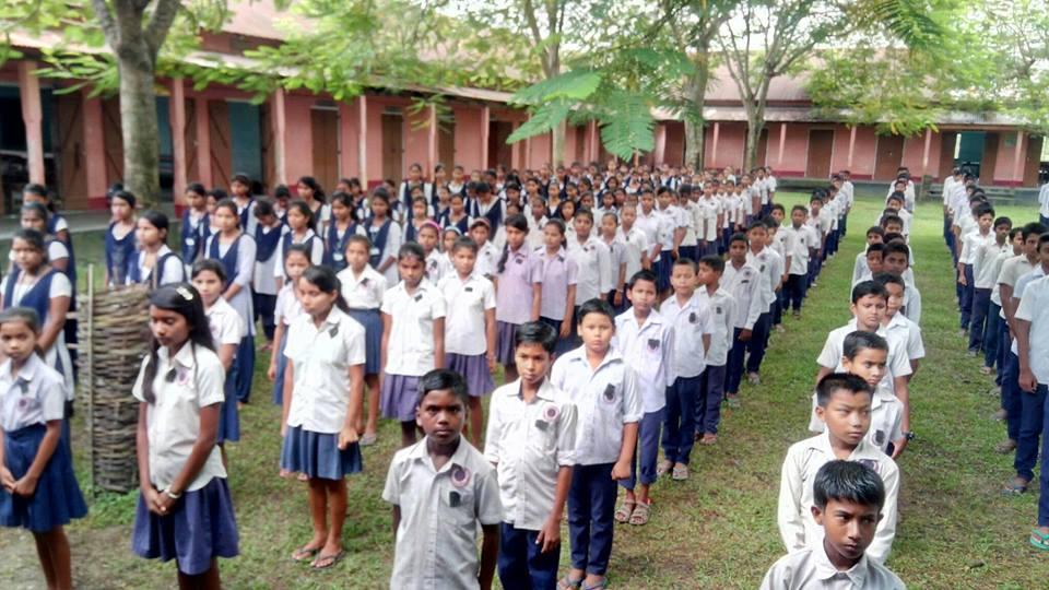Hailakandi observes Shok Divas for Dhemaji Blast Victims