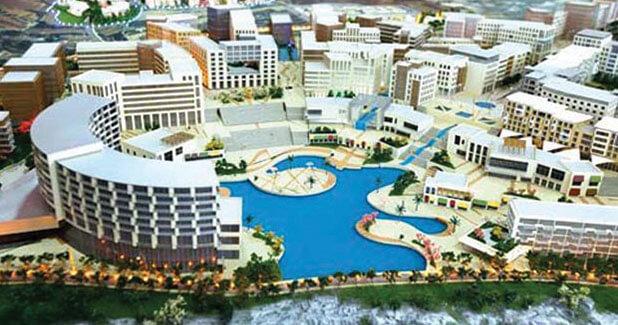 Smart City Project of The Guwahati Smart City Ltd at A Snail