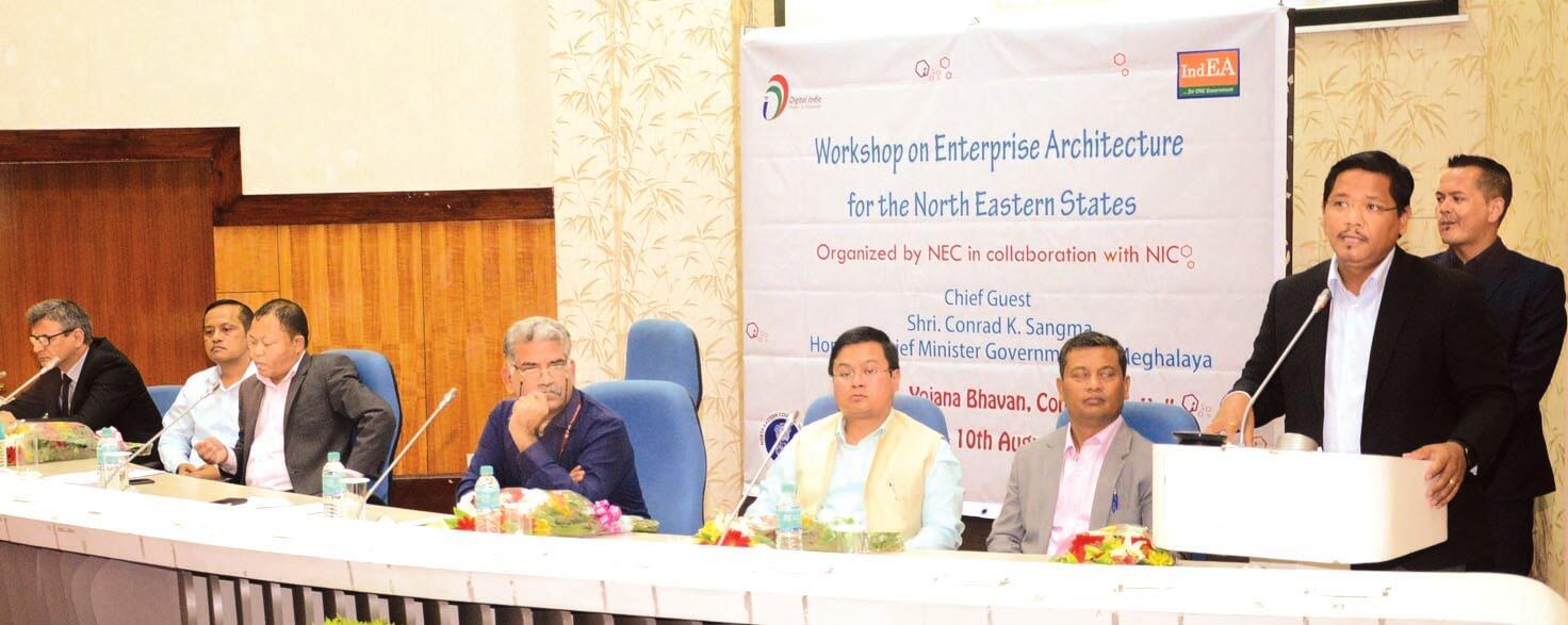 Government For Enhanced Delivery Mechanism: Meghalaya CM Conrad K. Sangma