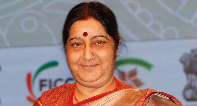 B D Mishra, Pema Khandu Mourn Sushma Swaraj's Demise
