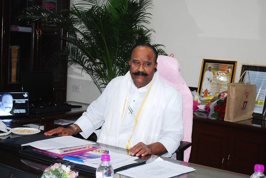 Telangana to act against human trafficking, says Home Minister N. Narasimha Reddy