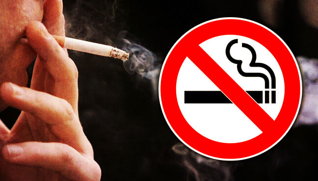 Government Offices declared Tobacco-free