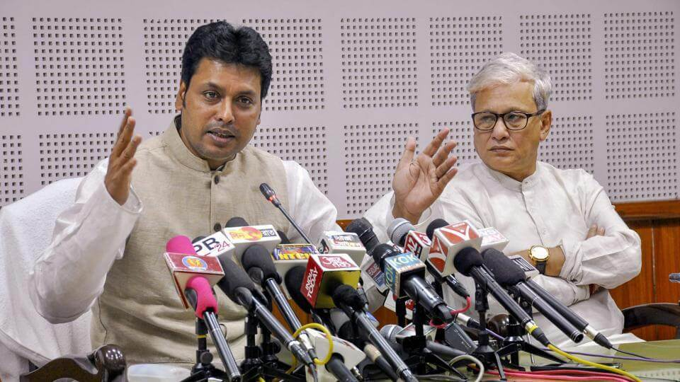 Tripura Government to Cut Employees' 1 Day Salary