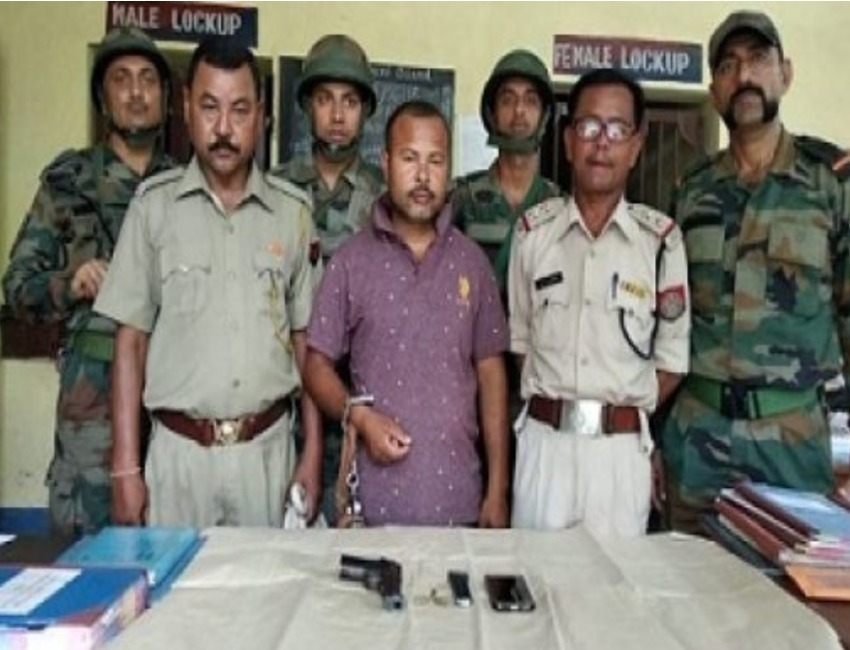 Indian Army conducts Counter-Insurgency Ops in Dibrugarh, 3 ULFA (I) linkmen Nabbed