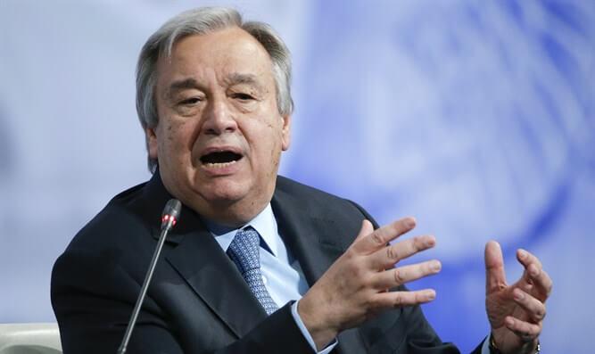 UN Secretary-General Antonio Guterres Urges Nuclear Powers to Lead Non-Proliferation Efforts