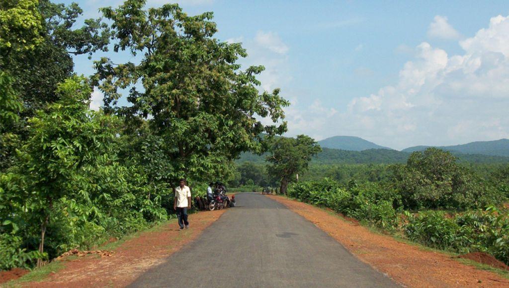 Villagers of Khaorang in Udalguri finally get a road
