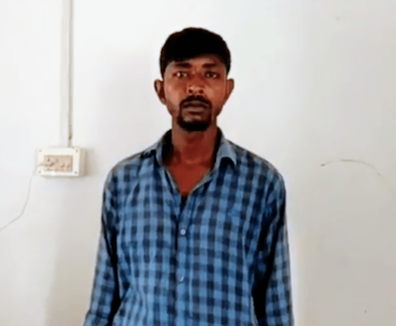 Wanted poacher Habibur Rahman nabbed by Forest Officials at Biswanath Ghat