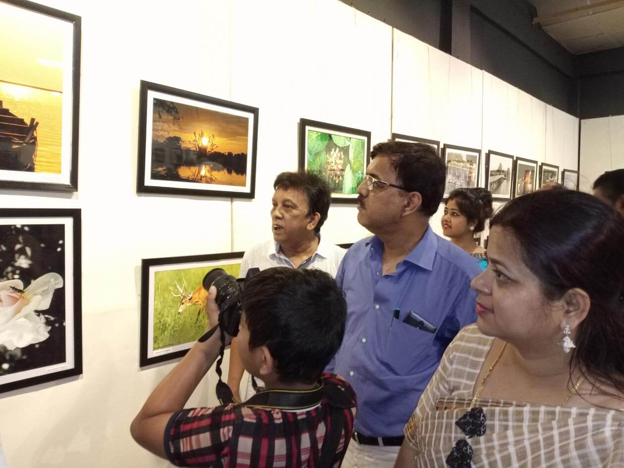 World Photography Day Observed at the Asomiya Club Premises in Tezpur