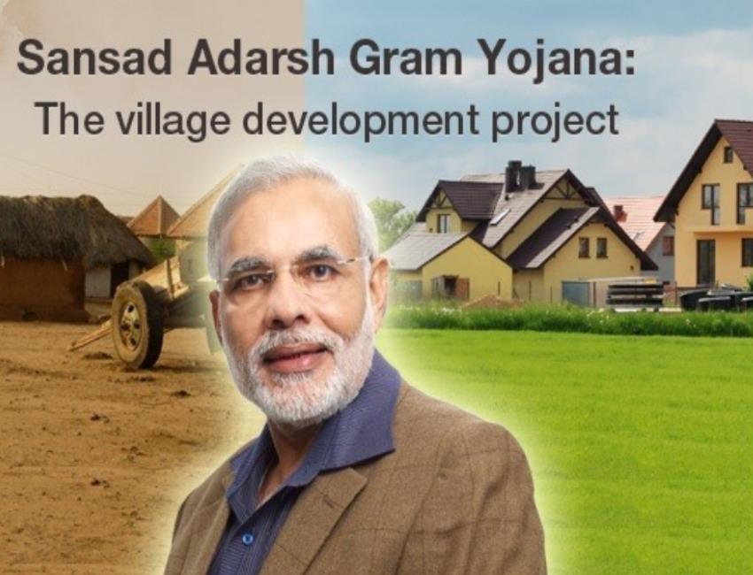 Saansad Adarsh Gram Yojana: Assam MPs Cut a Sorry Figure