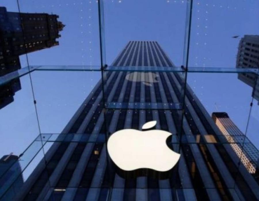 Apple hits record market capitalisation  of $1 trillion