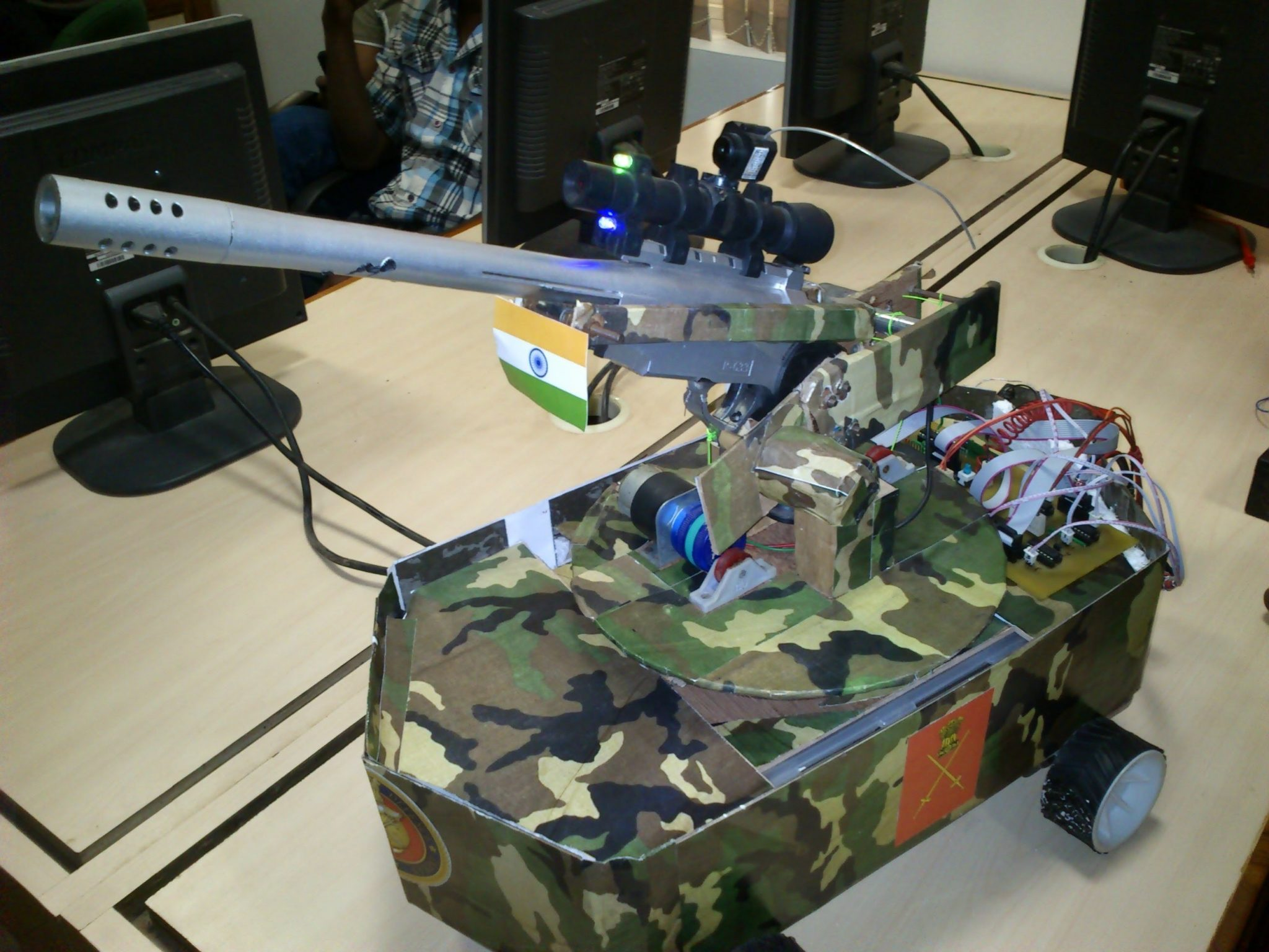 India considering military usage of Artificial Intelligence (AI) for National Security