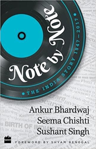 Journey of a nation weaved through melodious narrative: Book review