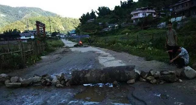 Trans Arunachal Highway Compensation Deprived Forum