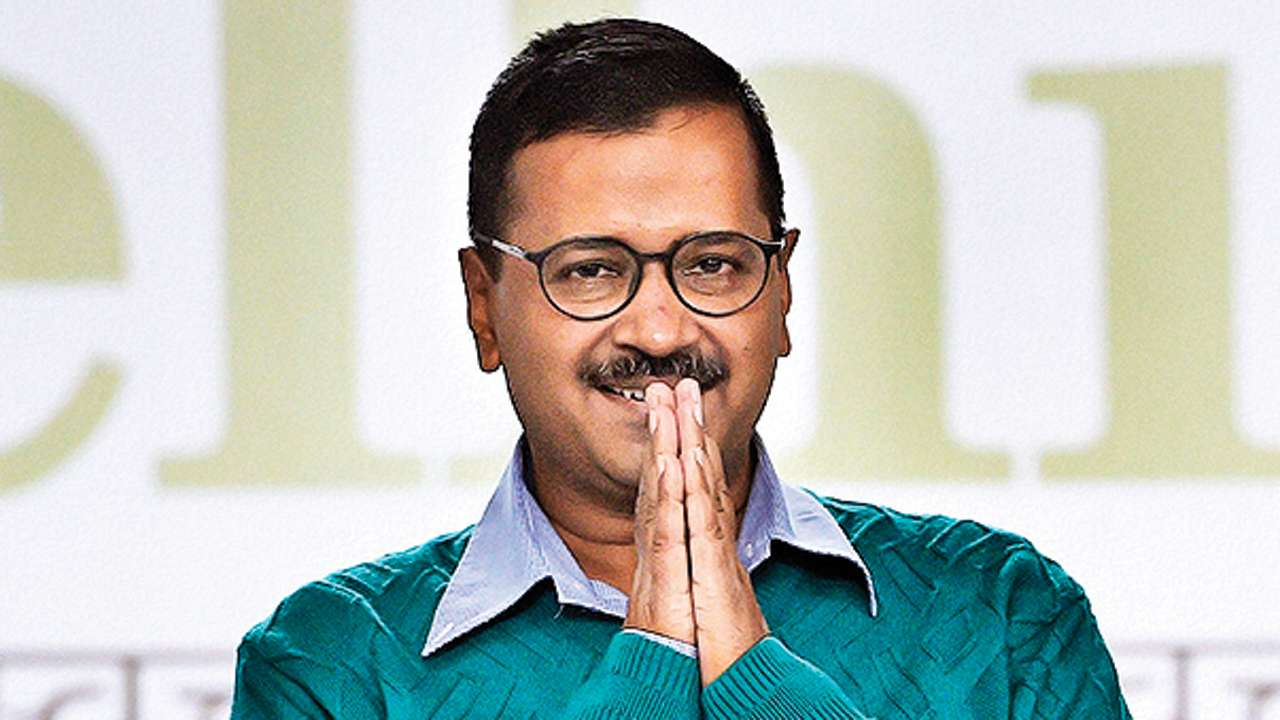 'CCTVs will expose human trafficking' , says Delhi chief Minister Arvind Kejriwal