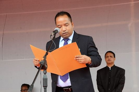 Shillong: Objection to deduction of agricultural produce