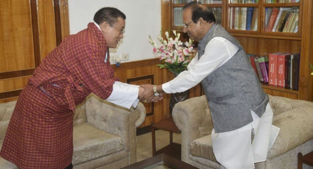 Bhutan's Consul General Calls on Governor to Discuss Bilateral Ties