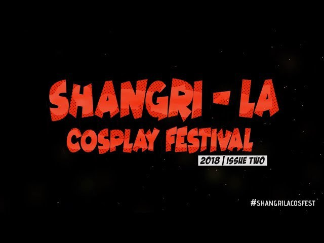 Shangri-La Cosplay festival to commence today, Shillong