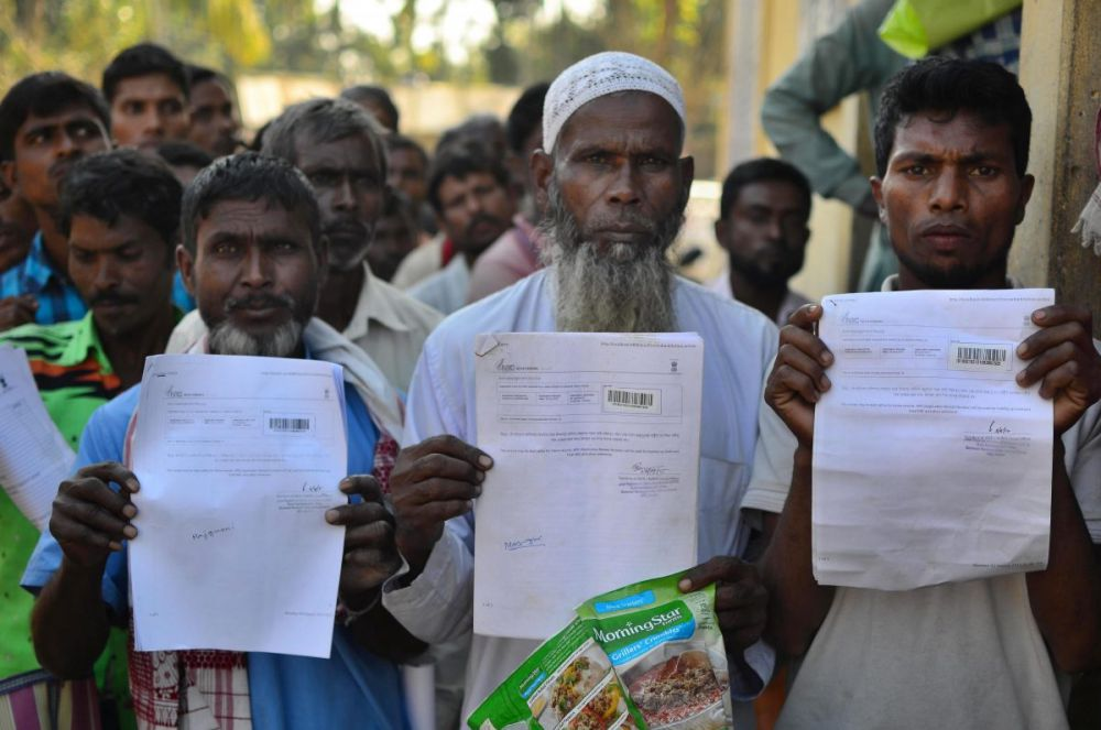 Citizens' Rights Preservation Committee (CRPC) Assam condemns 'harassment' of Bengalis in the name of NRC