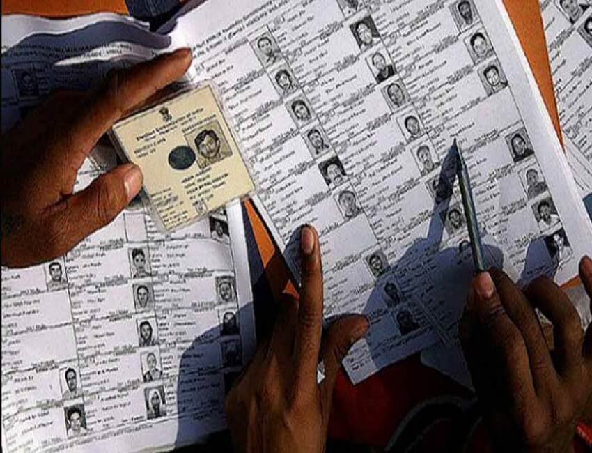 East Khasi Hill DC's plea for claims and objections in Draft electoral roll