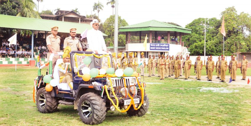 Independence Day celebrated at Guwahati Refinery