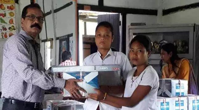Hailakandi Bihu Organising Committee initiated philanthropic activities