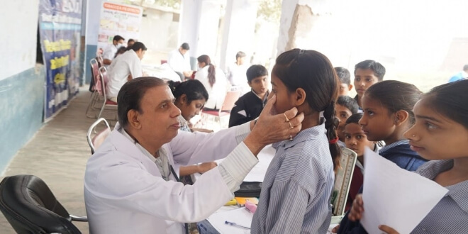 Joint health camp organized in Silchar