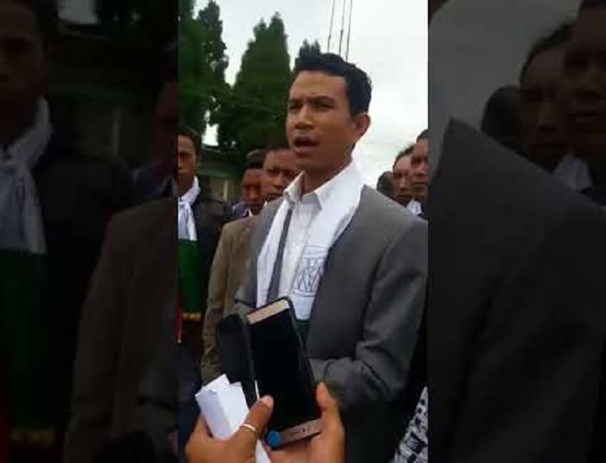 MLA Pius Marwein determied to uplift Ranikor