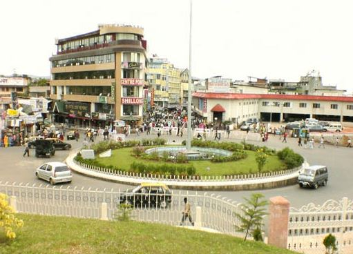 Shillong in grip of hot, humid weather