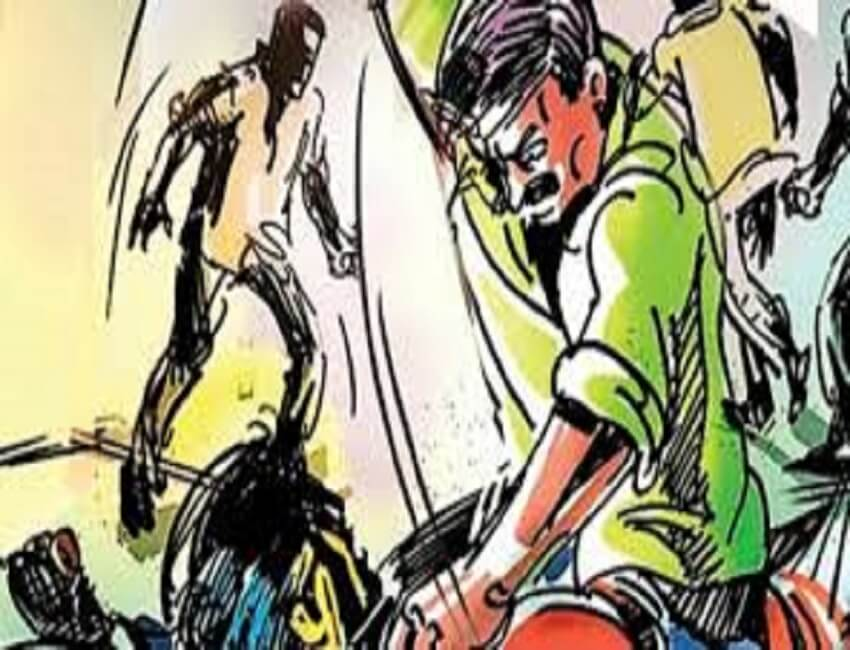 Forest Protection Force attacked by smugglers in Tripura