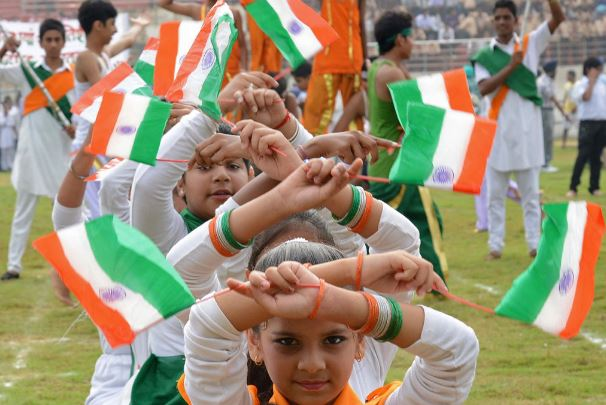 Independence Day Preparations in Full Swing in Lakhipur at Silchar