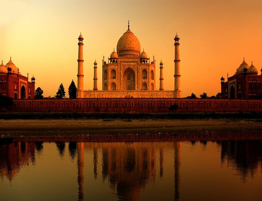 India: A  heaven on earth