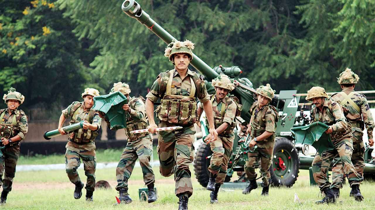 Shortage of over 9,000 officers in Indian Armed Forces