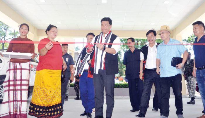 Jan Sunwai Sammelan organized at Tawang: Arunachal Pradesh