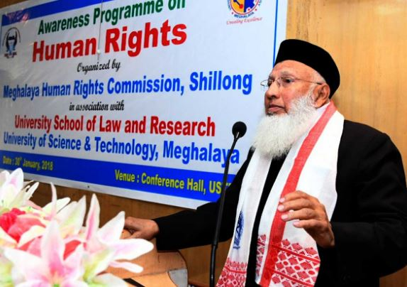 Justice Saikia highlights importance of Constitution, Shillong