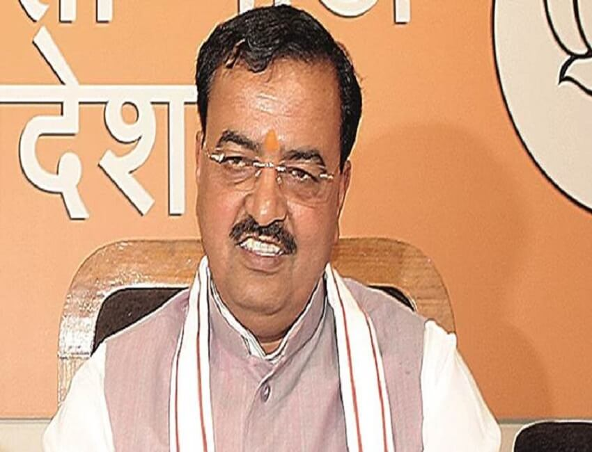Will bring bill to build Ram Temple: UP Deputy CM Keshav Prasad Maurya