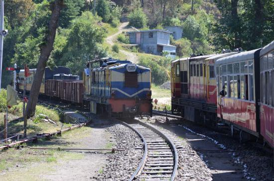 Landslides Affect Narrow Gauge Service of Darjeeling Himalayan Railway