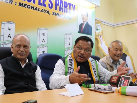 Three candidates file nominations for Ranikor seat, Shillong