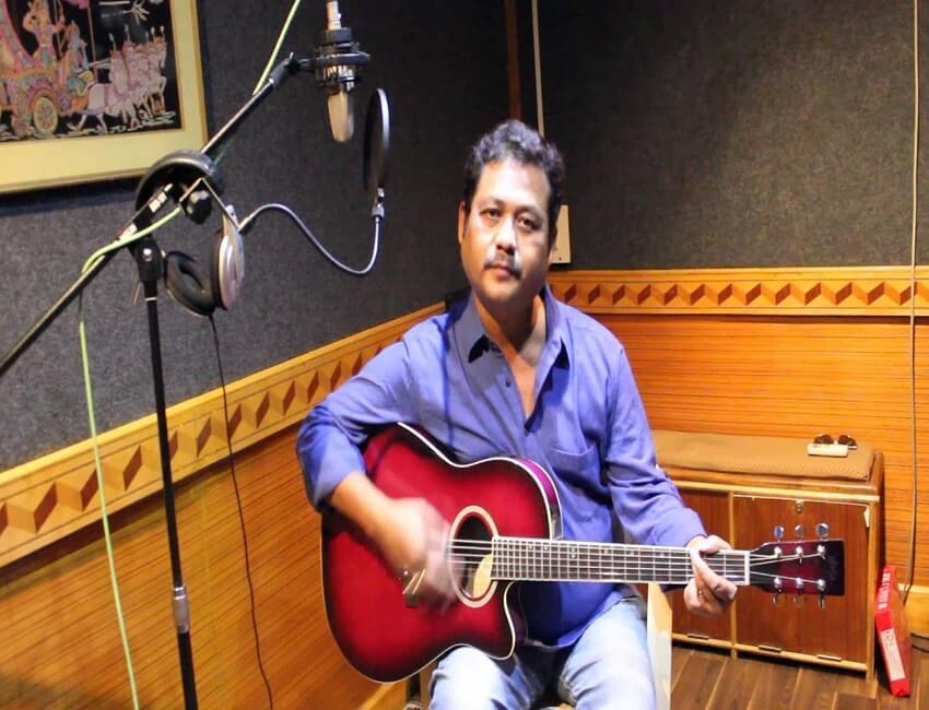 Case against singer Jitul Sonowal