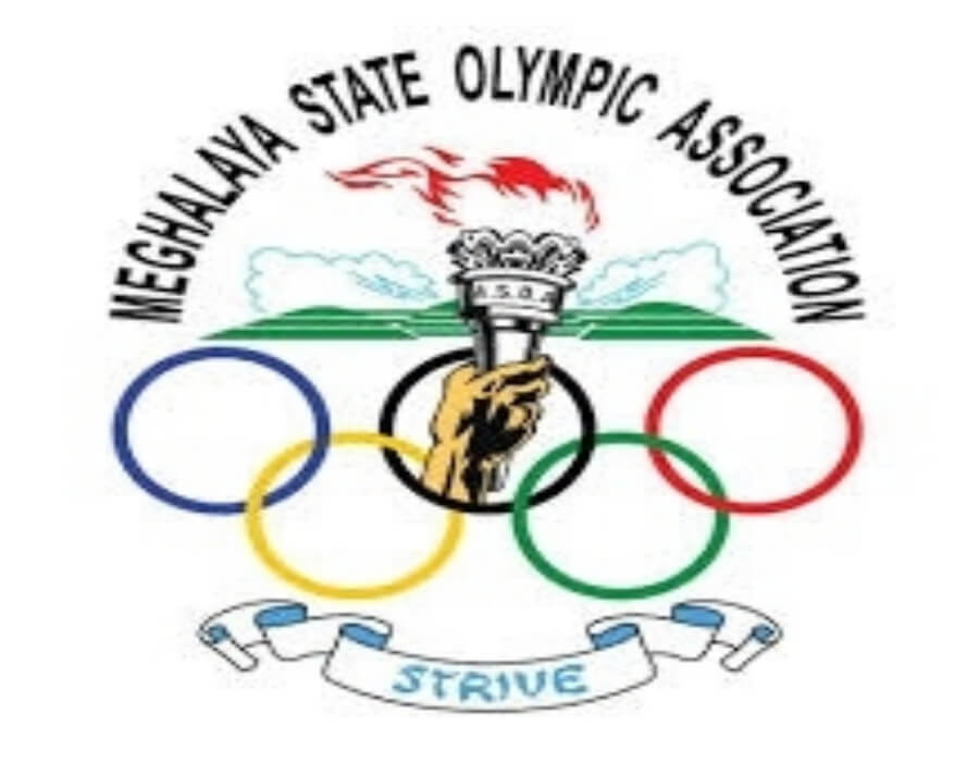 Meghalaya State Olympic Association Annual General Meeting held in Shillong