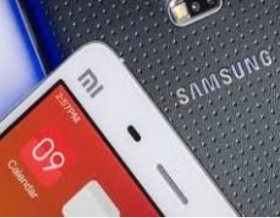 Xiaomi leads, Samsung second in India's smartphone market