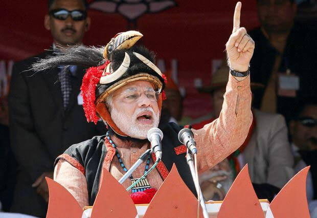 "Congress Leader Shashi Tharoor's ""Outlandish"" Naga Headgear Remark CreatesStrong Objection"