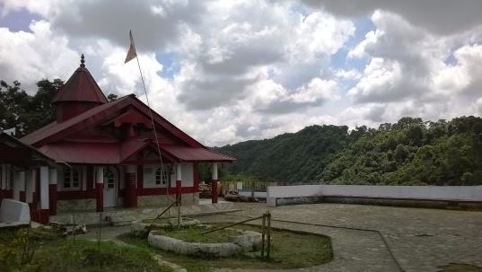 Conflict over Bishurii Puja at Nartiang Temple, Shillong